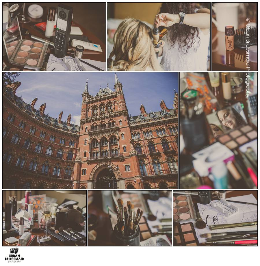 01_st_pancras_renaissance_hotel_london_wedding St Pancras Renaissance Hotel London, Camden Town Hall and The Driver Wedding