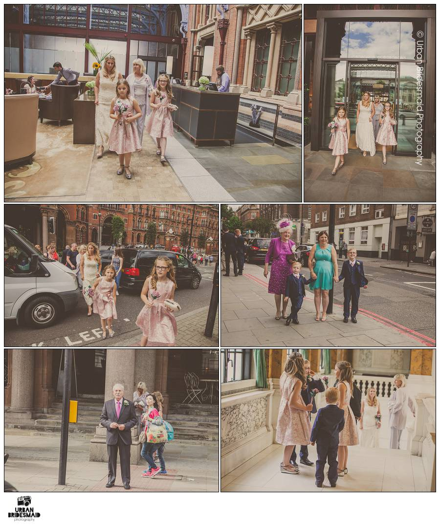 13_st_pancras_renaissance_hotel_london_wedding St Pancras Renaissance Hotel London, Camden Town Hall and The Driver Wedding