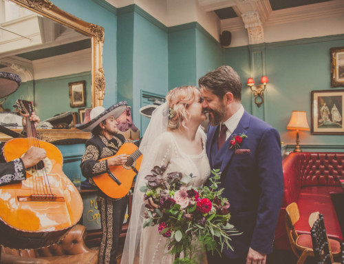 Stoke Newington Town Hall / The Cellars Pub wedding photography